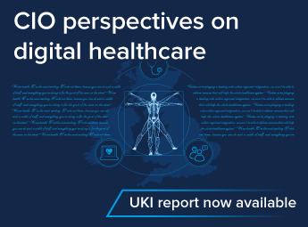 Read CIO Perspectives on digital healthcare - our report for Accenture